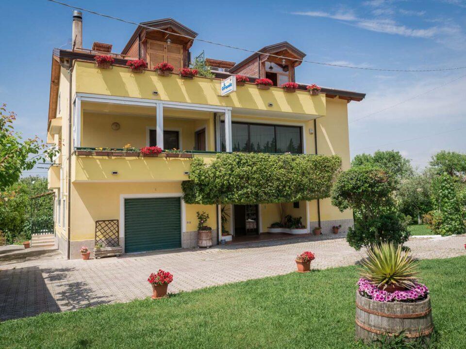 B&B e Casa Vacanze Il Girasole11 - cilentohome.com