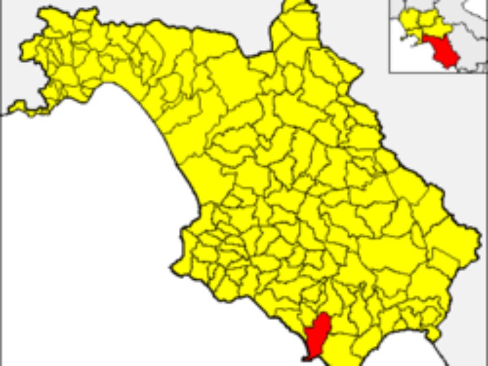 Centola Posizion in Salerno