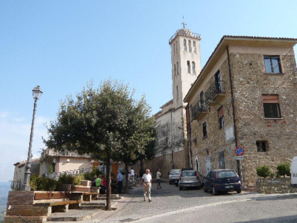 Centro storico di Casal Velino