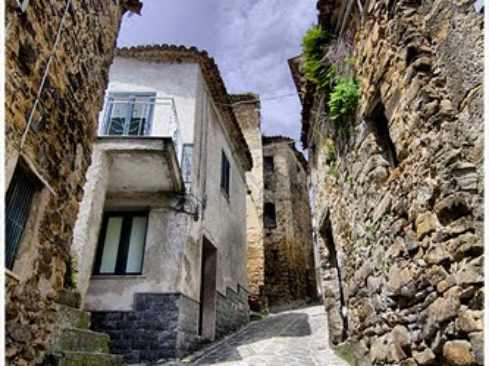 Centro storico di Cicerale