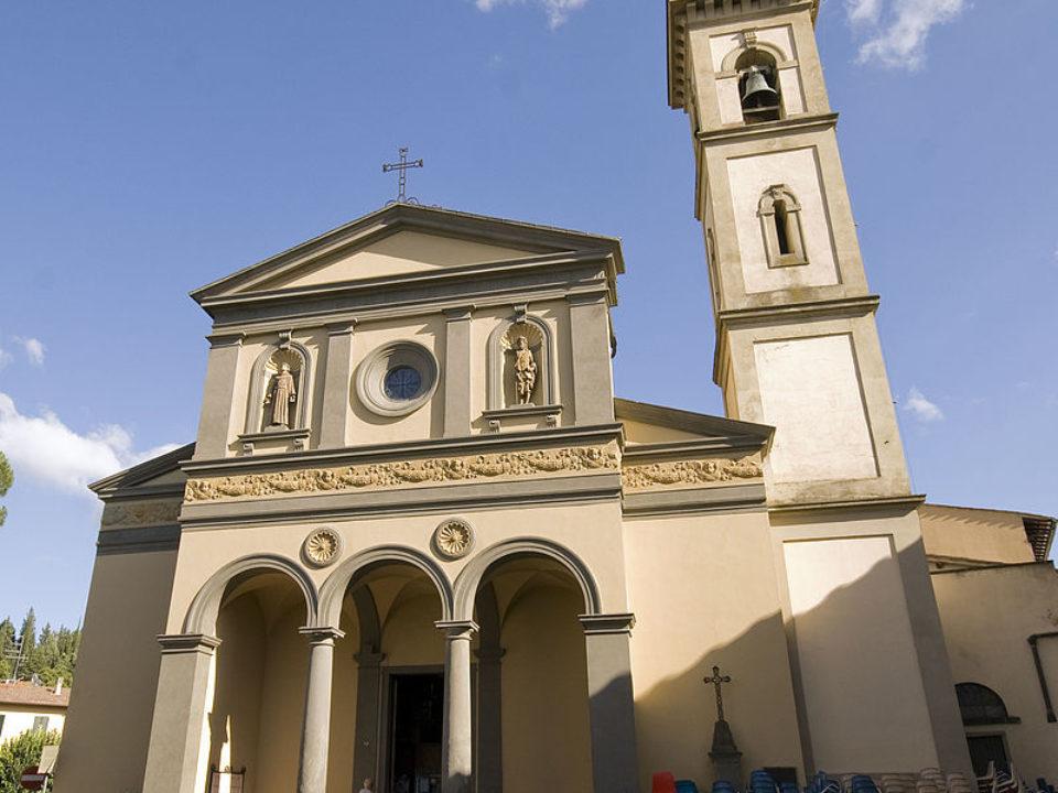 Chiesa Santa croce (Greve in Chianti)