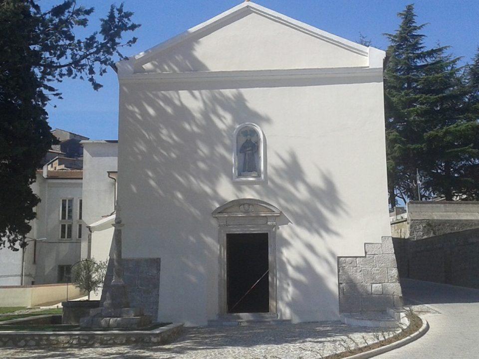 Chiesa Sanza