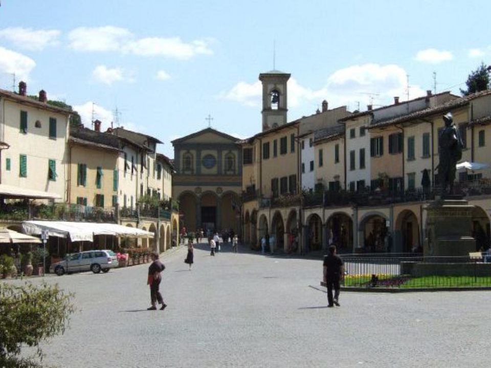 Greve In Chianti Piazza Matteotti