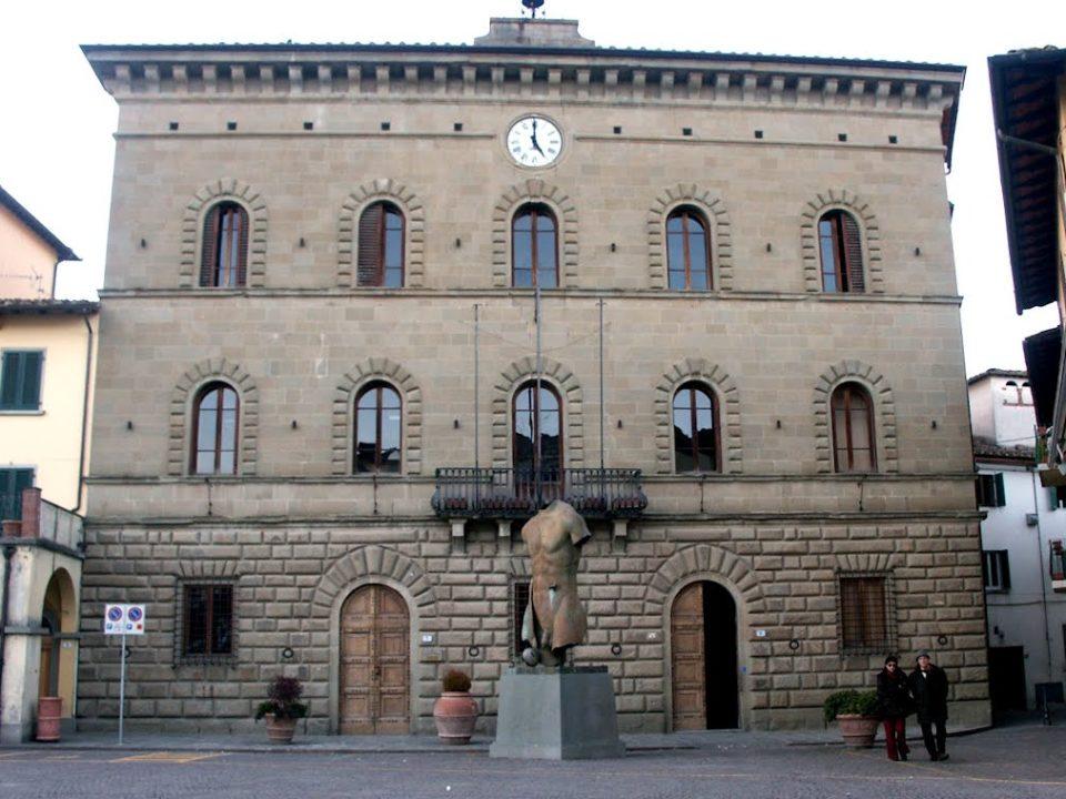 Greve in Chianti - Municipio (Town-hall)