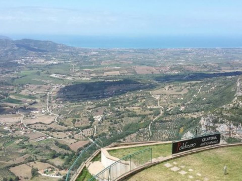 La Chiocciola Vista panoramica dalla piazzetta