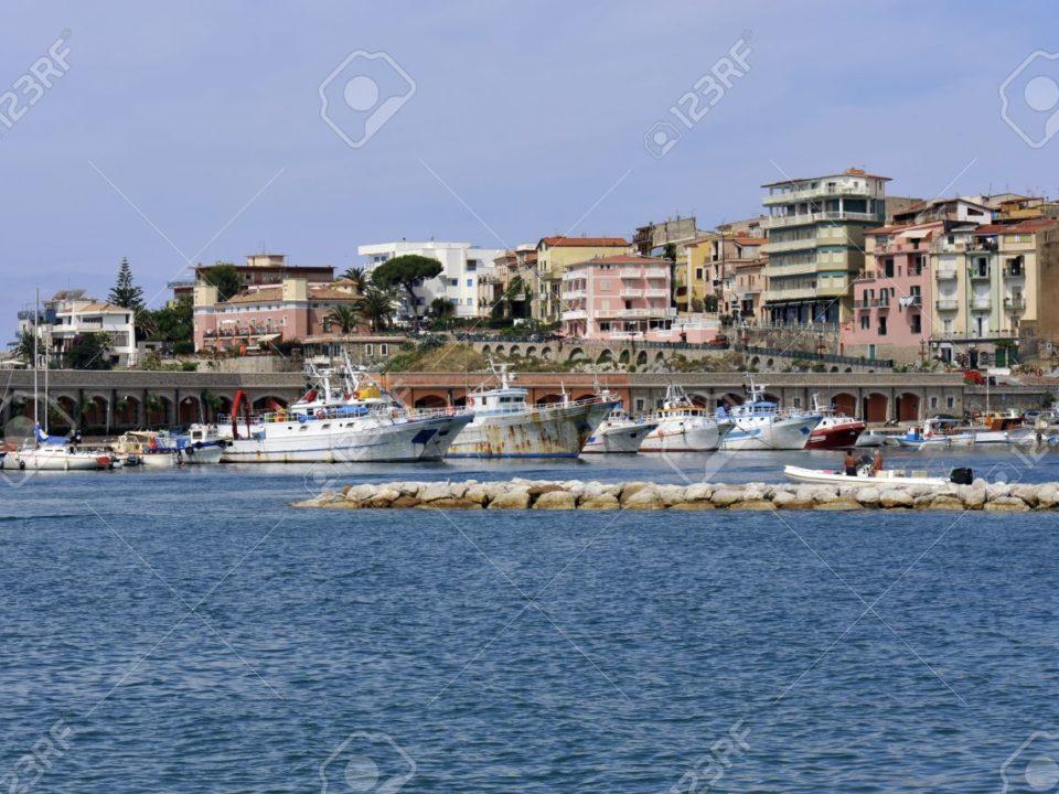 Marina di Camerota Harbour