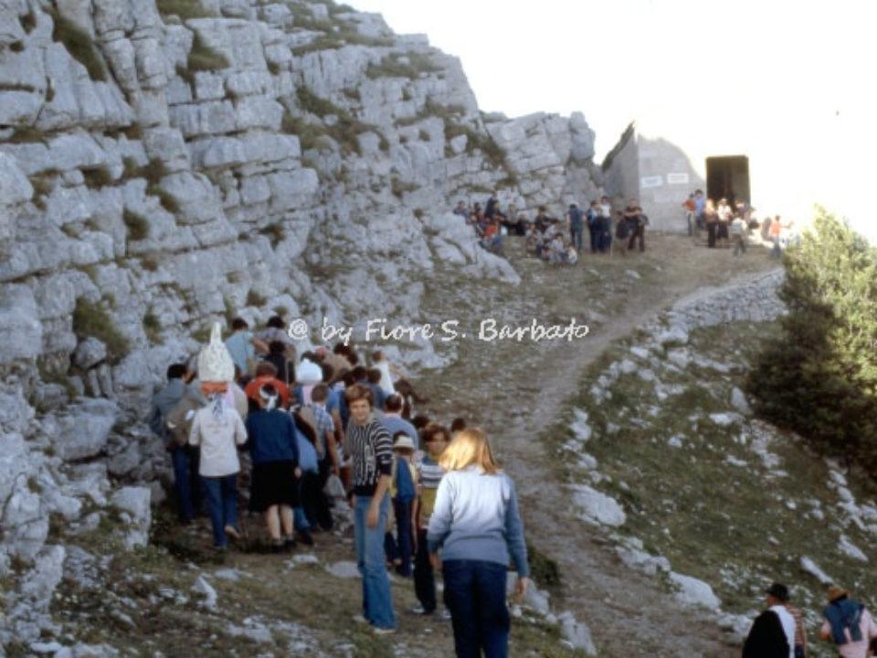 Pellegrinaggio e festa della Madonna del Cervato o Madonna
