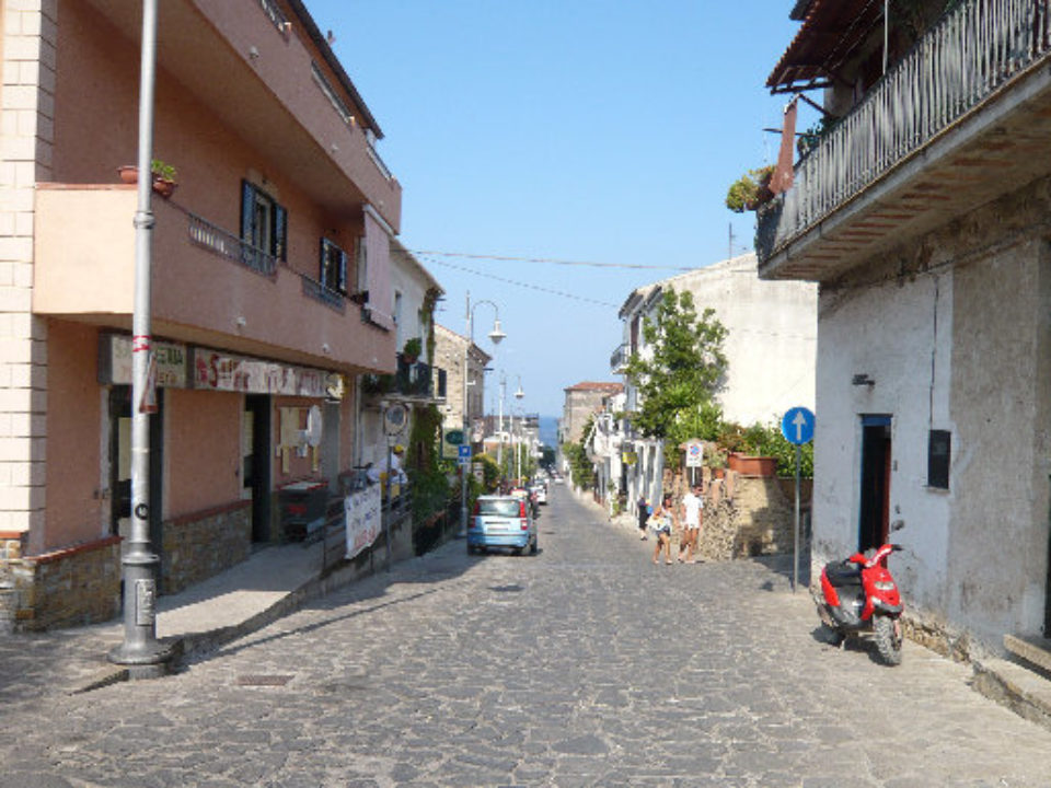 San Marco di Castellabate Corso Vittorio Emanuele
