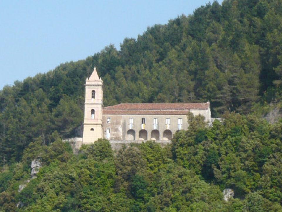 Santuario Madonna di Pietrasanta di San Giovanni a Piro