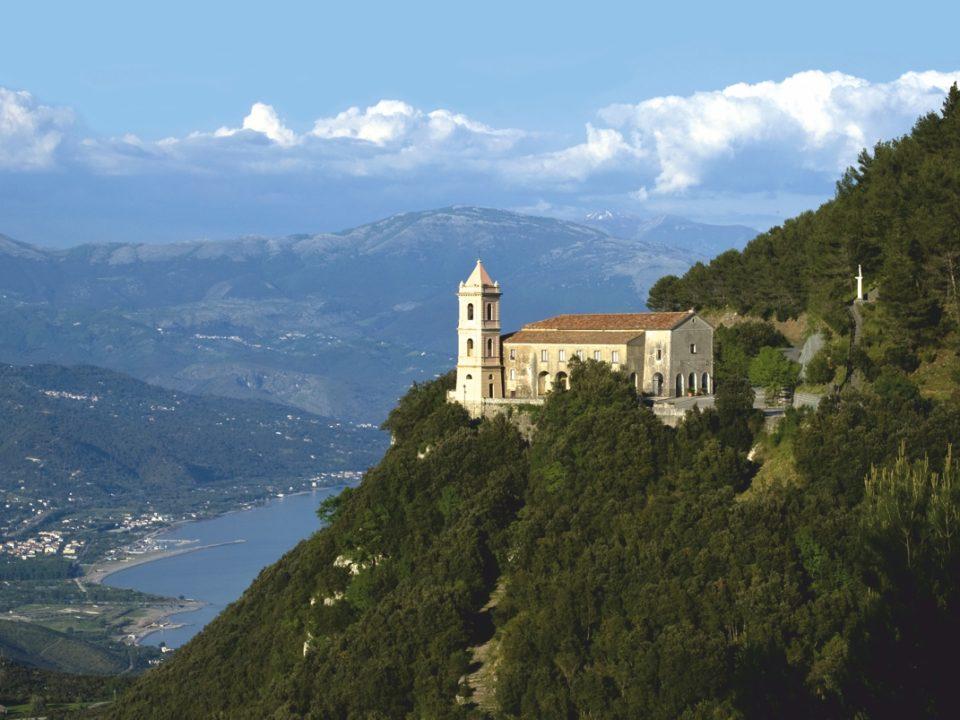 Santuario di Pietrasanta a San Giovanni a Piro