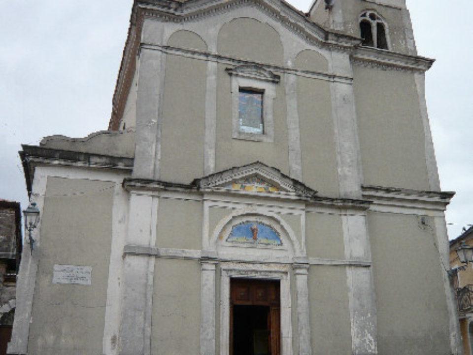 Sanza - Chiesa di Santa Maria Assunta