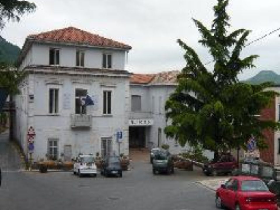 Sanza, Municipio