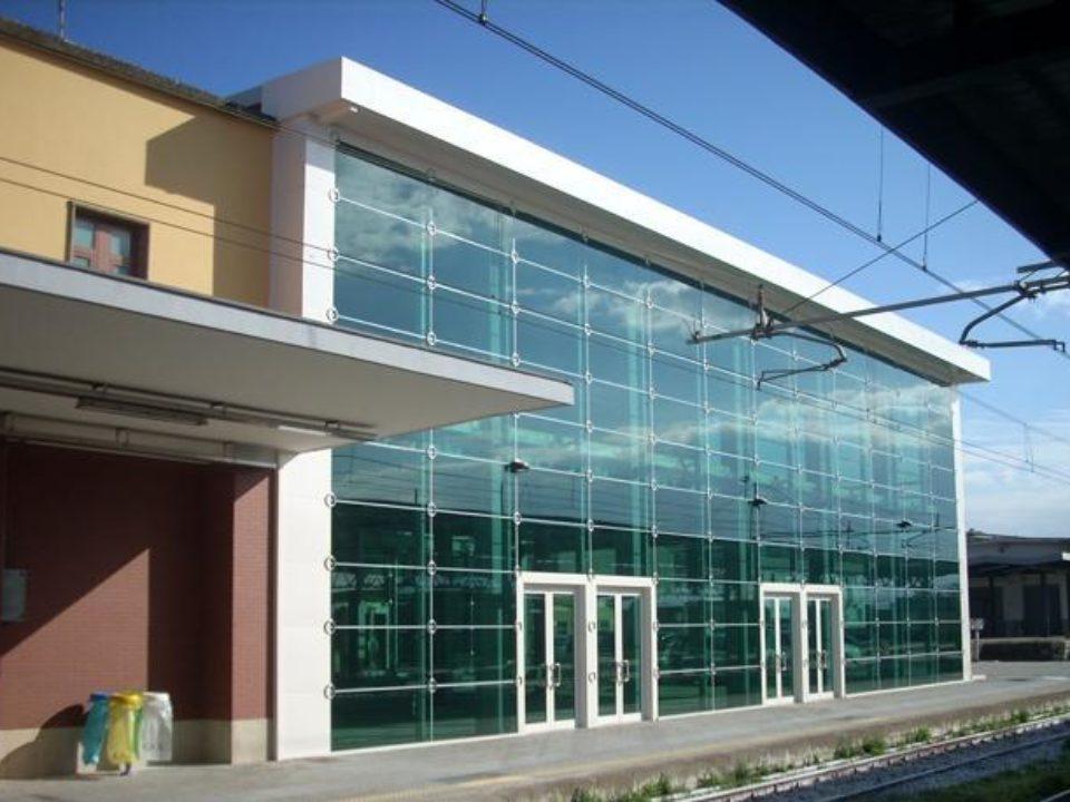 Stazione di Treno Battipaglia