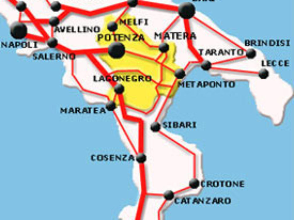 cartina maratea