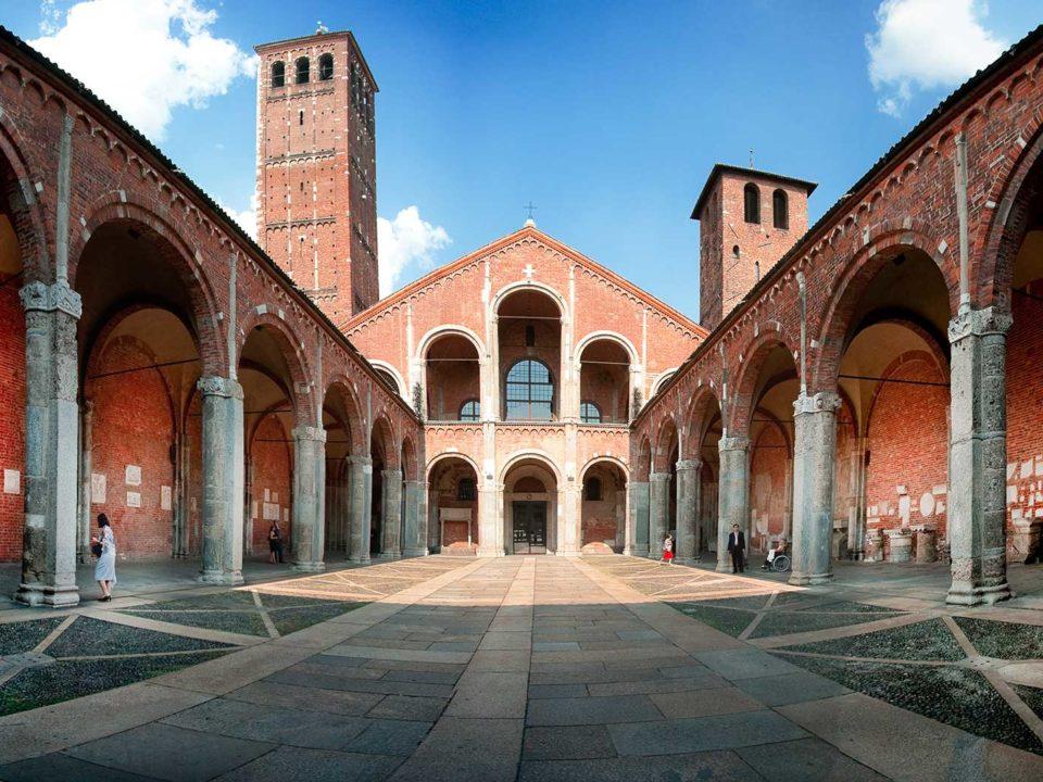 Basilica di Sant Ambrogio