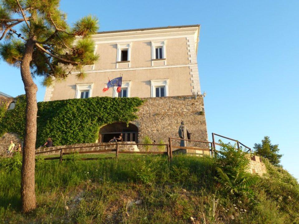 Castello dell'abate Castellabate