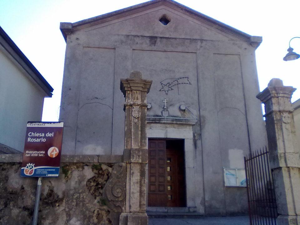 Chiesa rosario trentinara