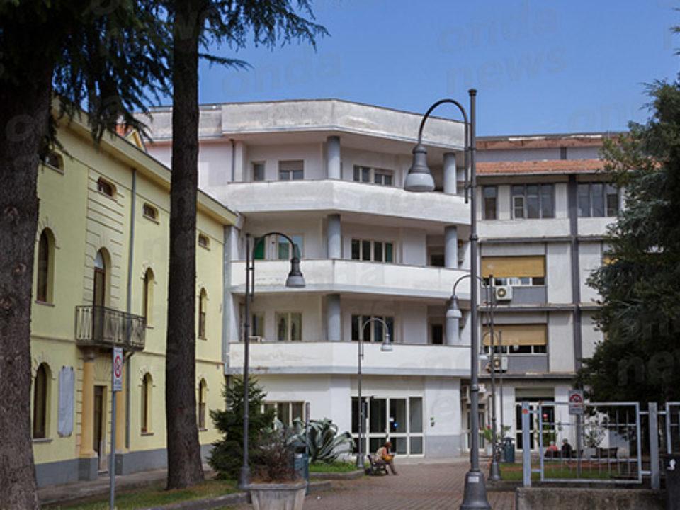 """Ospedale """"Luigi Curto"""" di Polla"""