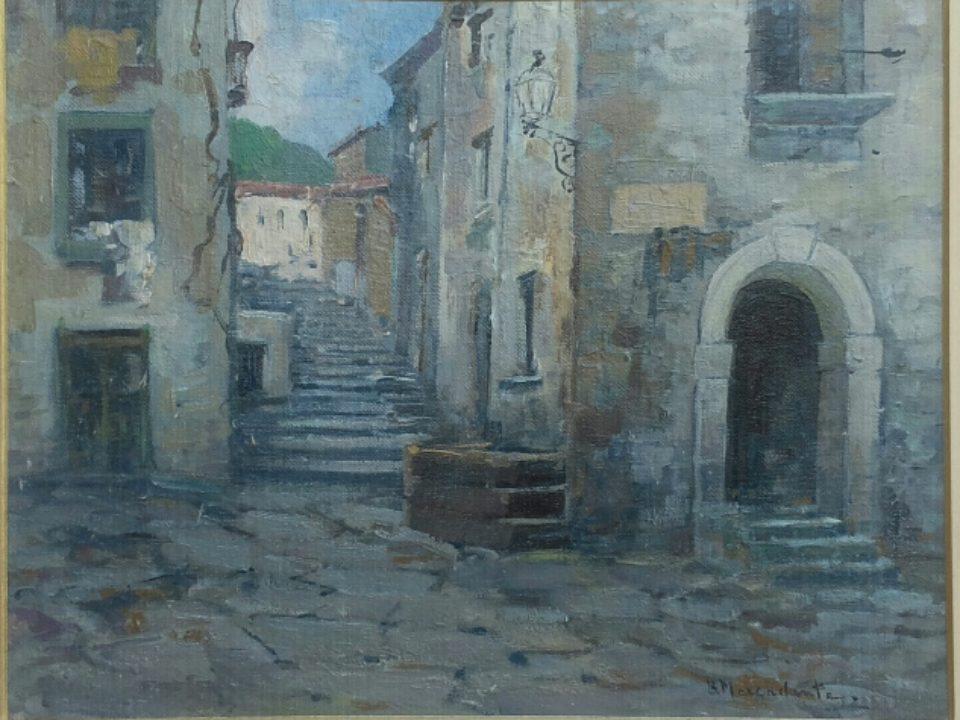 Paesaggio di Torraca