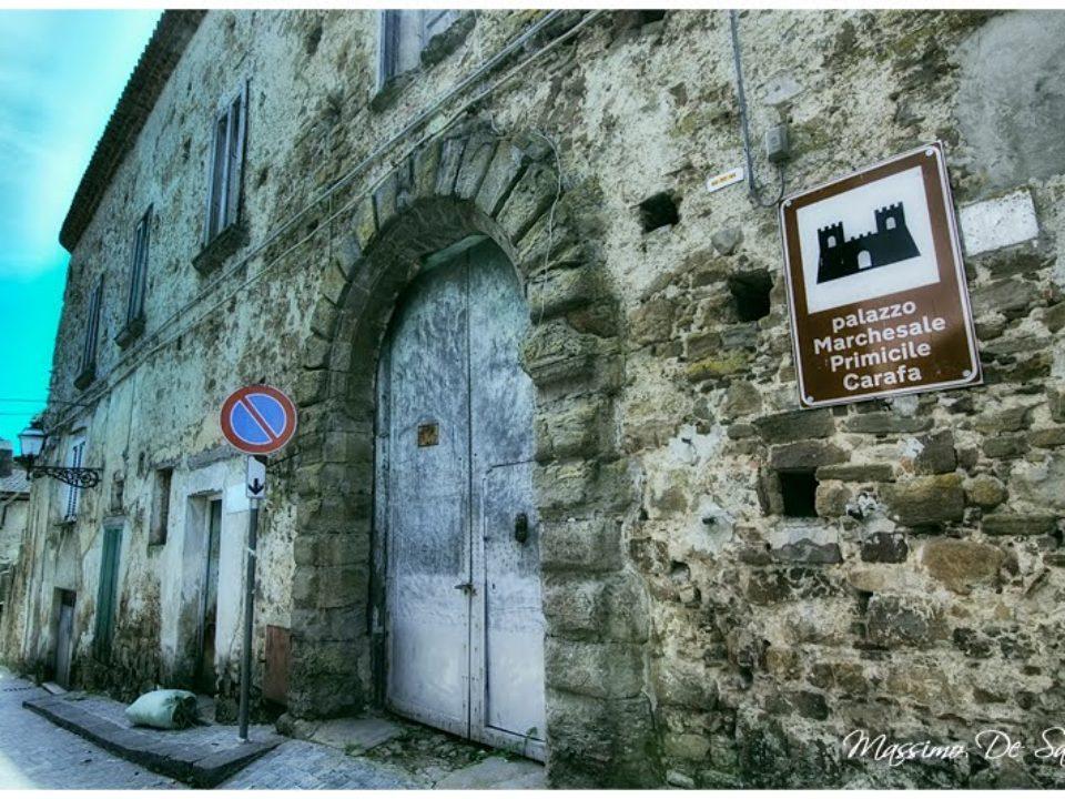 Palazzo Marchesale Primicile Carafa