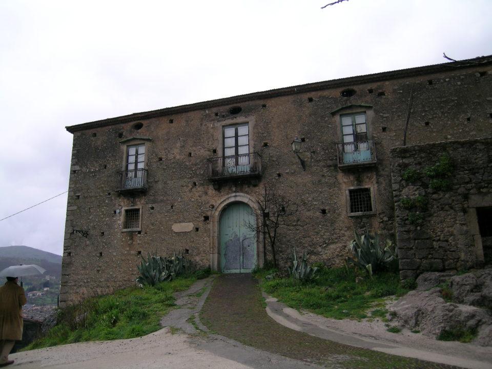 Palazzo della famiglia Villano