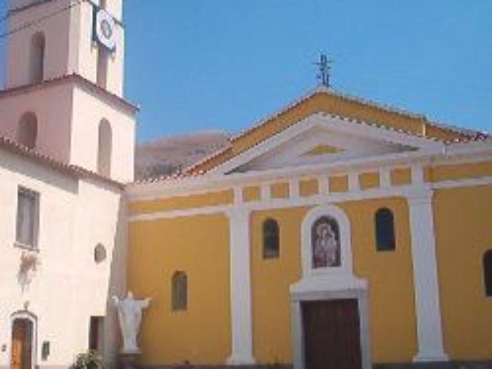 Polla Chiesa san pietro apostolo
