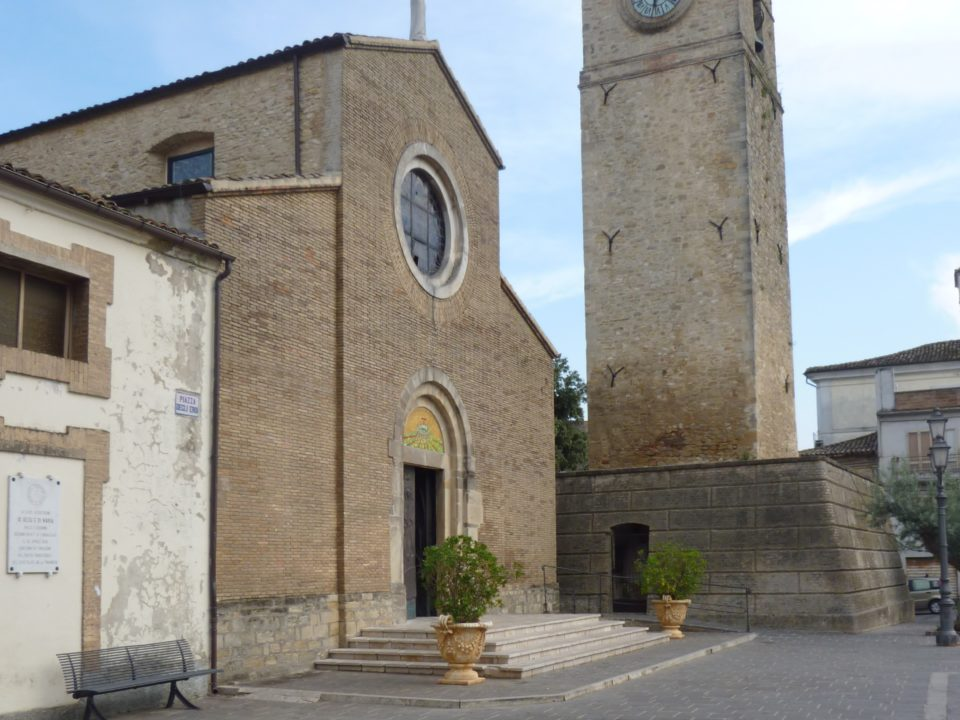 San Matteo Rocca San Giovanni a Piro