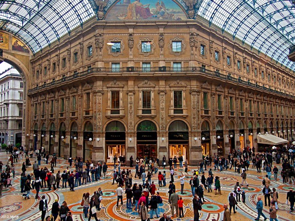 Shopping Milano Centro