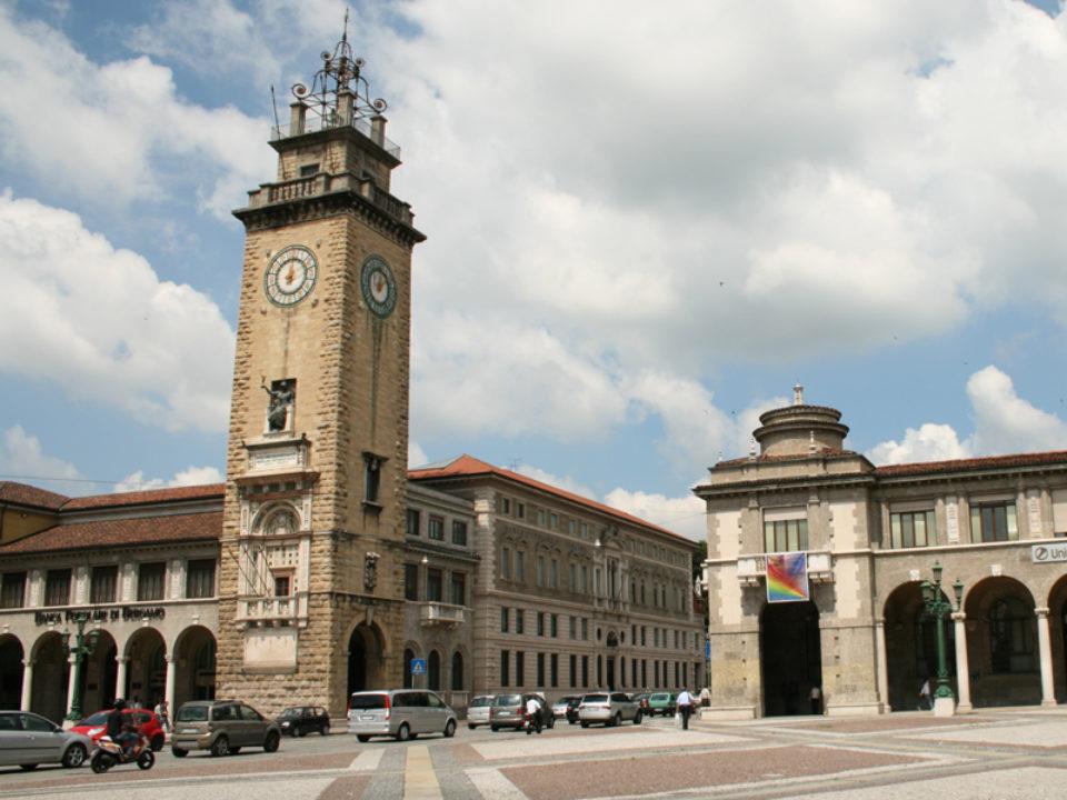 Torre dei Caduti di Bergamo