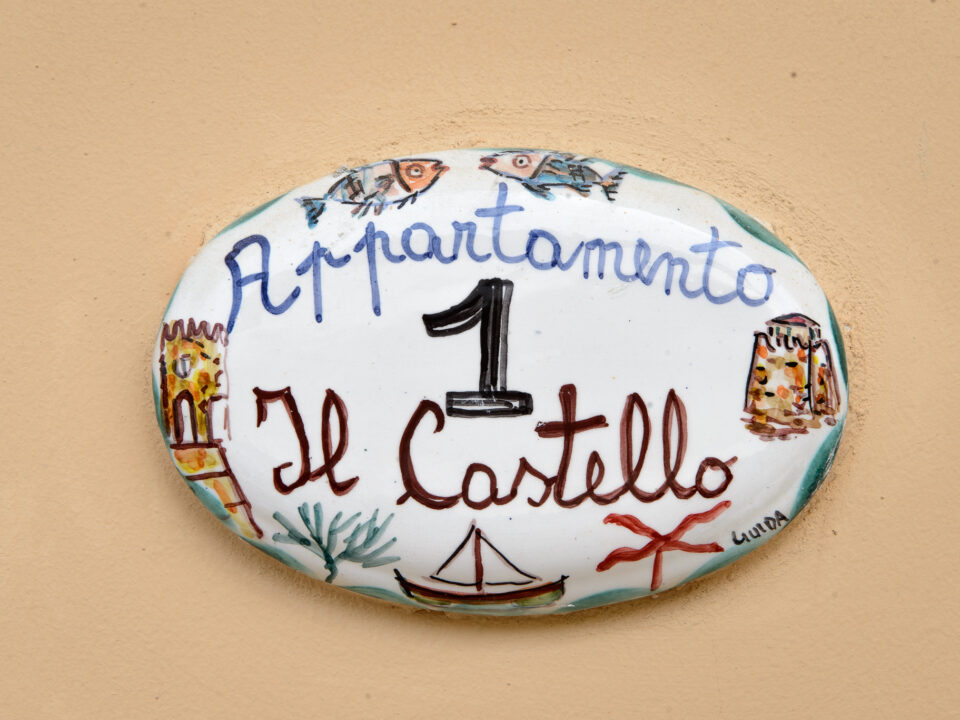 Casa Vacanze Appartamento Il castello1-cilentohome